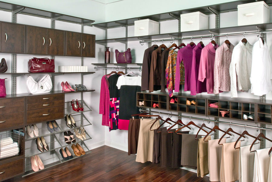 Home liberty closet systems inc liberty closet systems for Woodtrac closets